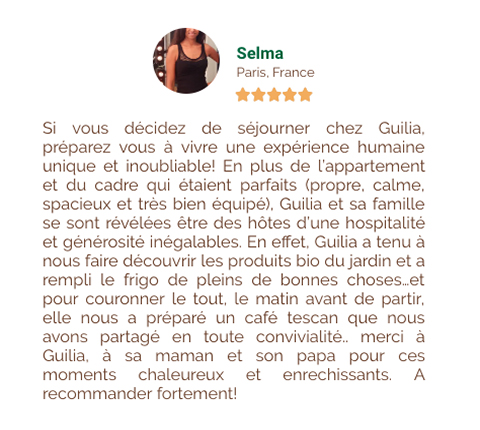 recensione Selma
