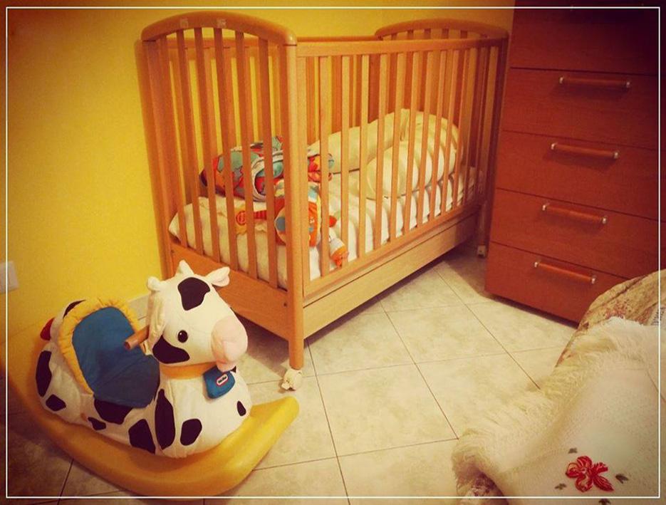 L'importanza per la famiglia si rispecchia nel nostro lavoro: tutti gli appartamenti sono attrezzati per i piccoli ospiti