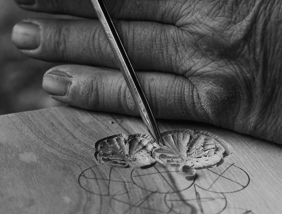 Tradizione e passione: il talento artistico di papà