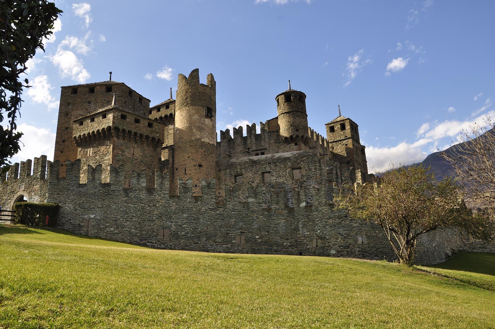 Medieval Aosta Valley