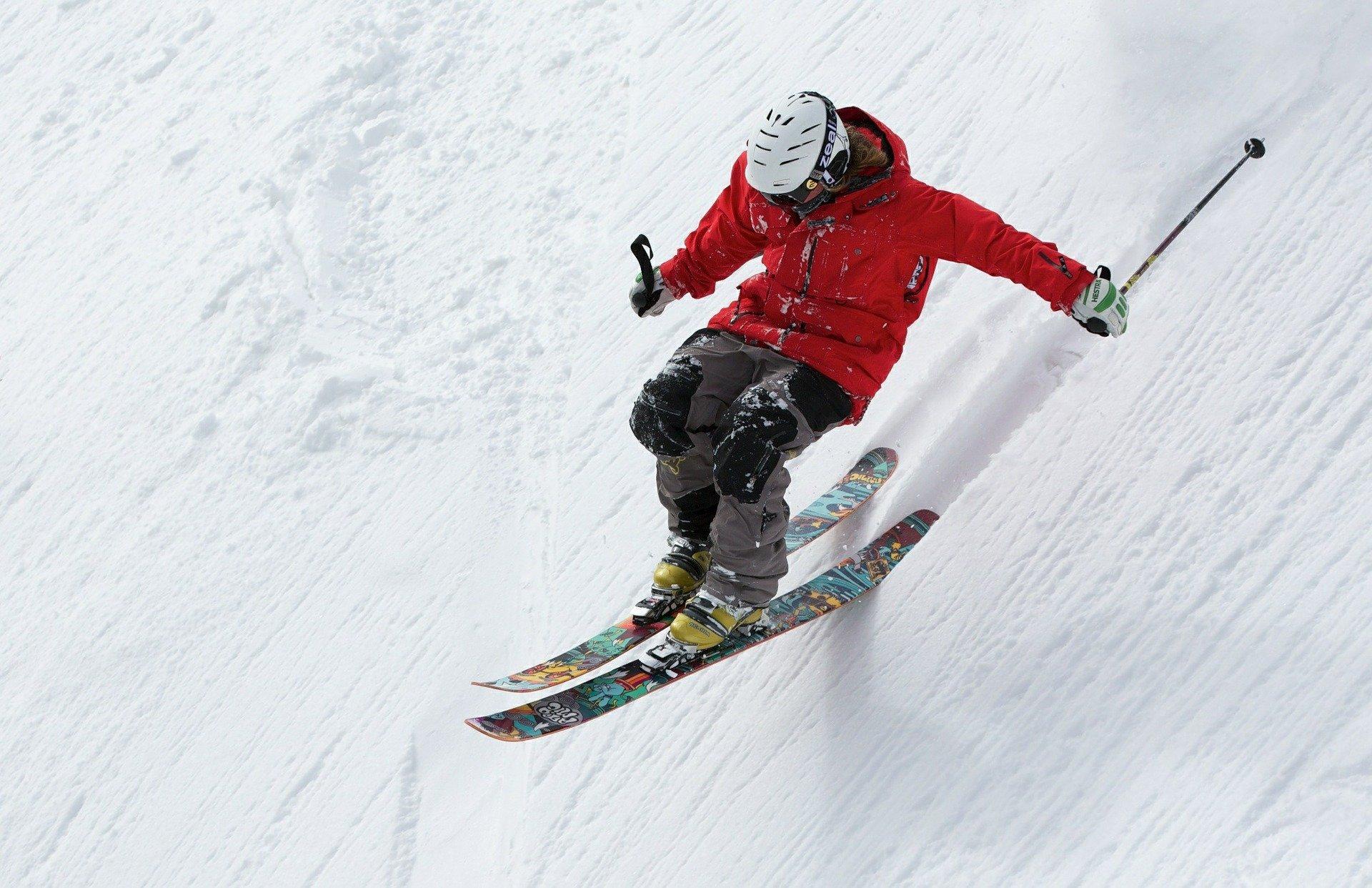Ski and Mountain climbing